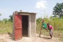 Family latrine