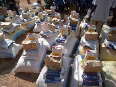 Morija Emergency aid