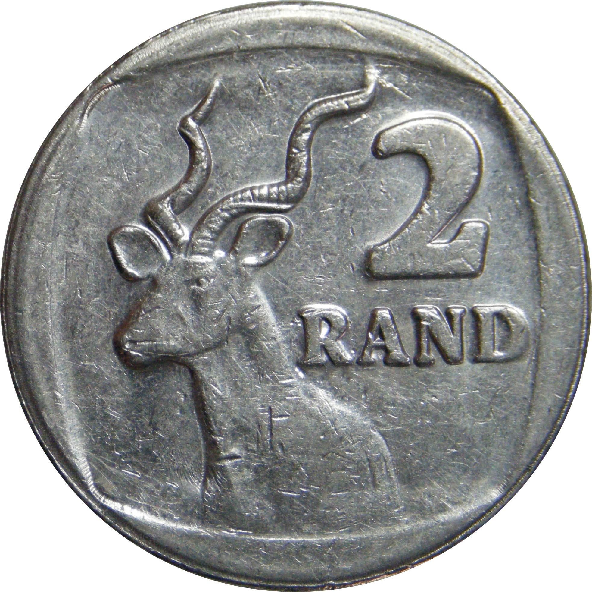 South African Rand Coins