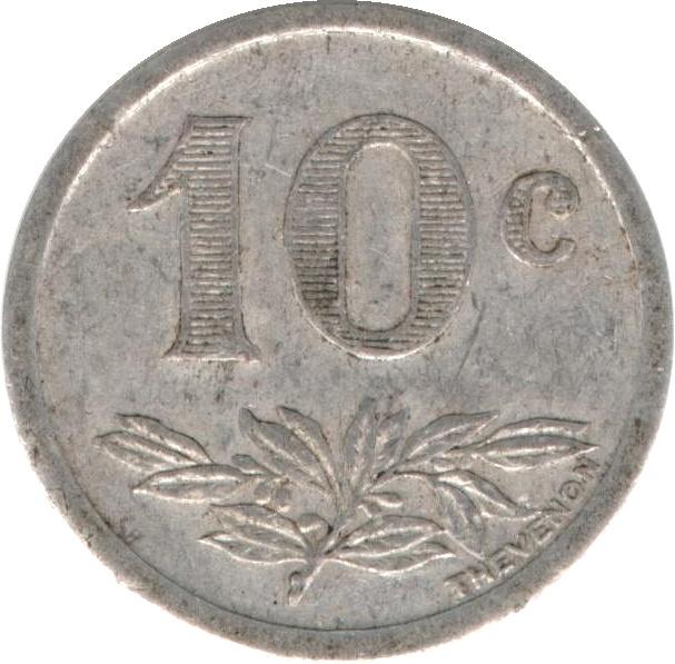 10 centimes charleville sedan