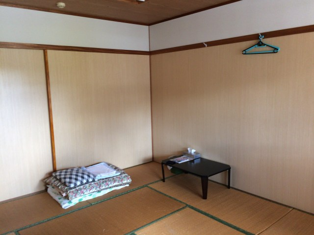 First-floor Room of Kudakajima Shukuhaku Koryukan