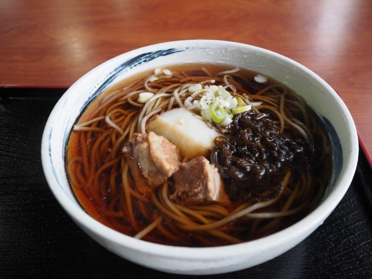 Similar to general Japanese soba noodle
