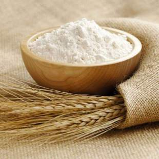 Functional wheat flour enriched with starch «Amilon» 80 (native)