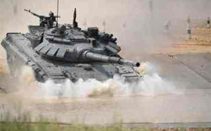 Int'l Army Games 2016 begins in Russia