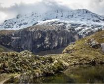 Der Huascarán Nationalpark umfasst unglaubliche 41 Flüsse, 663 Gletscher, 269 Seen und 27 schneebedeckte Berge