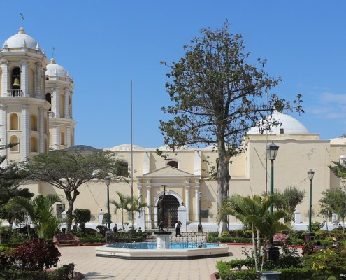Cathedral in Lambayeque