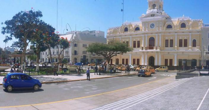 Chiclayo – beaches, dancing and imposing archaeological sites