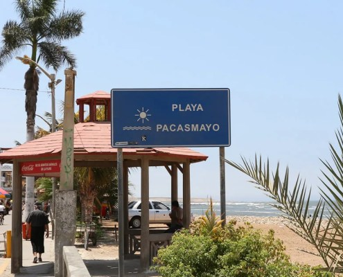 Beach tip Peru: Pacasmayo, the new surfers mecca