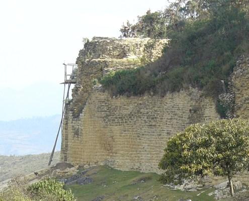 Vista desde kuelap