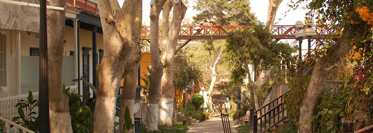 Barranco – romance and a touch of nostalgia in Lima