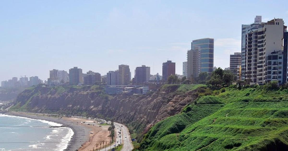 Miraflores Skyline