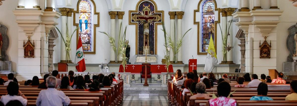 Palm Sunday - Barranco Lima Peru