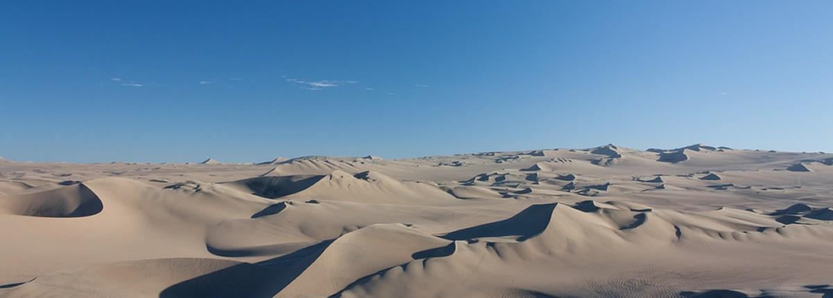 Sand Dunes Ica