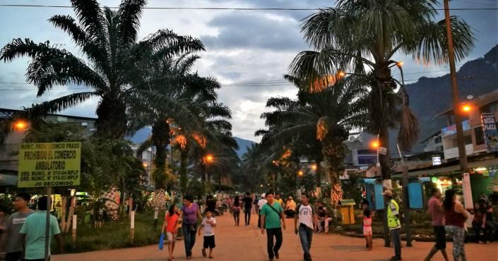 The city in the jungle: Tingo Maria
