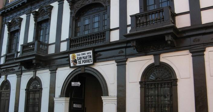 San Martín de Porres – Huacas and a Peruvian saint
