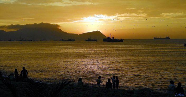 San Lorenzo: the largest island in Peru