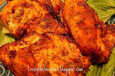 Oven Baked Chicken Breast With Sweet Amp Spicy Rub Recipe