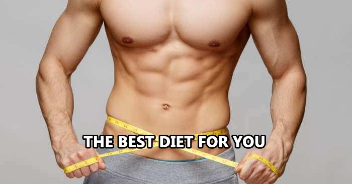 The best diet for you