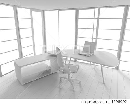 家具 室內設計師 室內裝飾-插圖素材 [1296992] - PIXTA圖庫