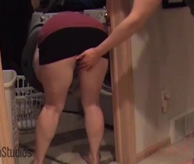 Sister Fucked By Brother In The Laundry Room
