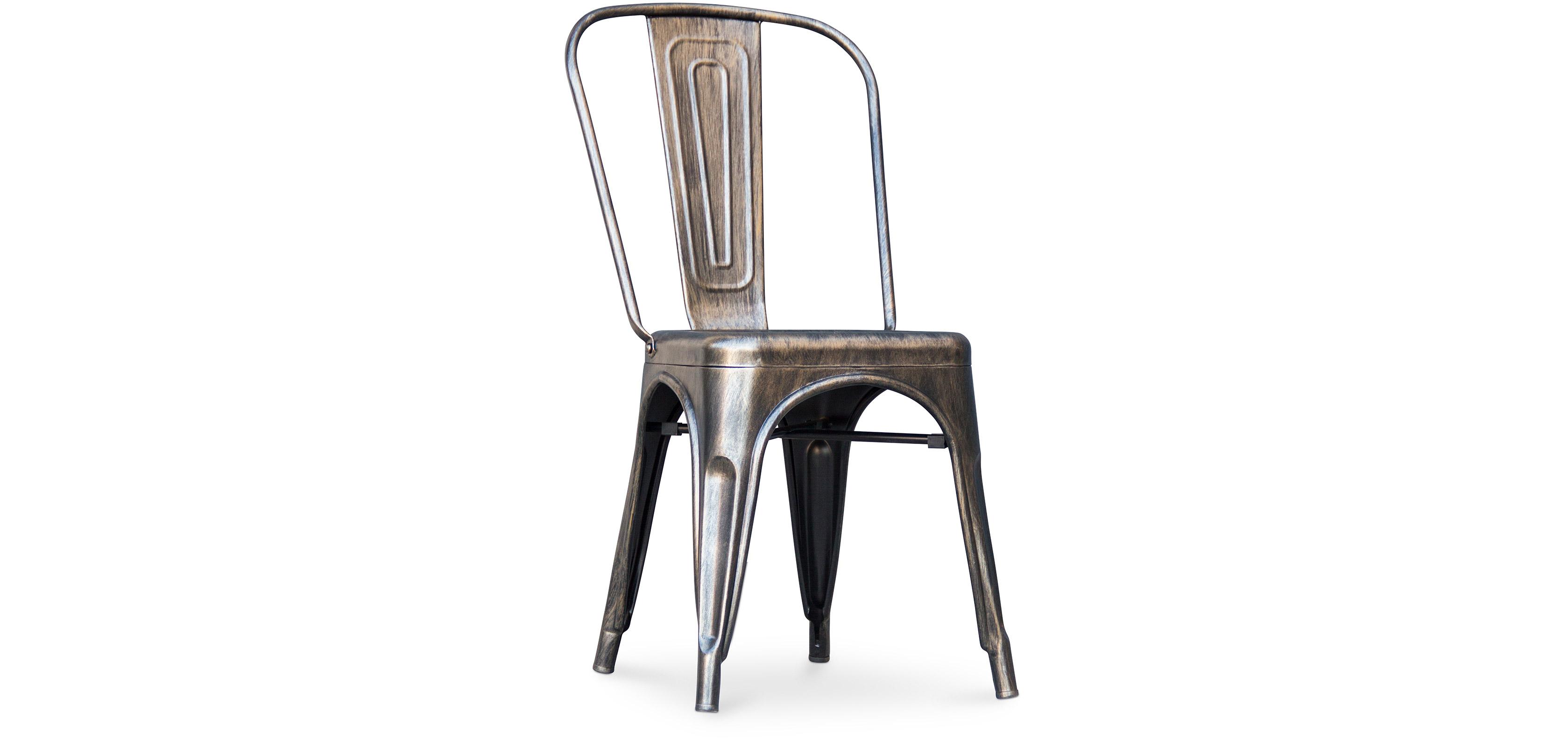 Tolix Chair Xavier Pauchard Style