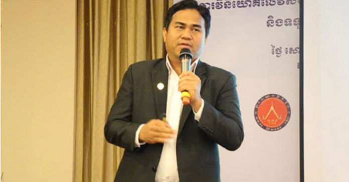 Cambodia's real estate sector will recover around 60% this year, CVEA President says