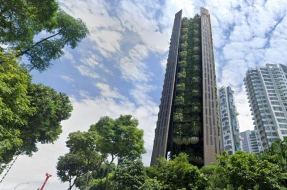 All 20 units of Swire's luxury condo Eden in Draycott Park sold for $300m