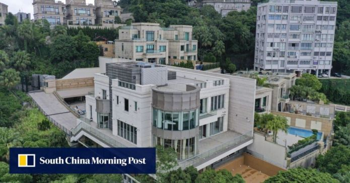 House on the The Peak, Hong Kong's most desirable address, sets new rent record at US$206,000 a month
