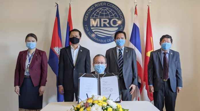 Mekong River monitoring network improvement receives French support