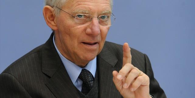 Wolfgang Schäuble ile ilgili görsel sonucu