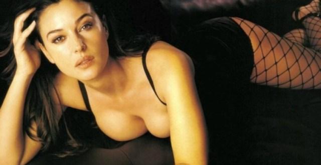 Monica Bellucci A Sexy Universal Value Hot Photos