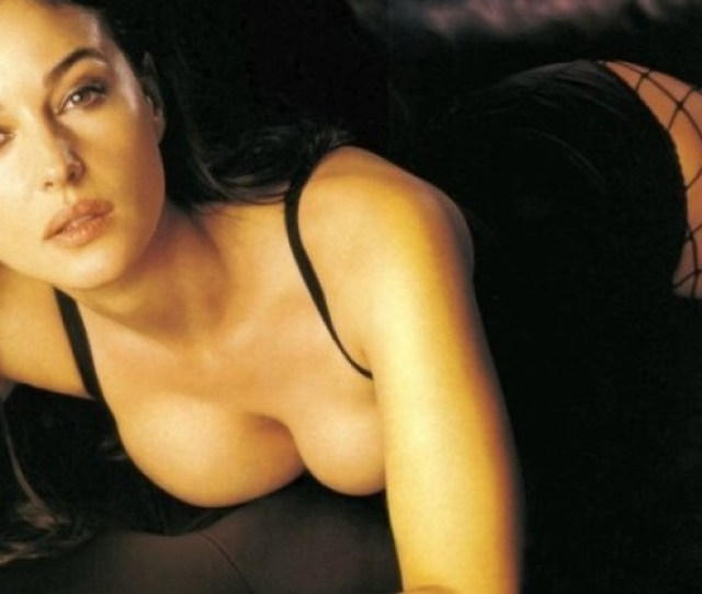 Monica Bellucci A Sexy Universal Value Hot Photos