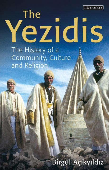 "Cover of Birgul Acikyildiz's book ""The Yezidis: The History of a Community, Culture and Religion"""