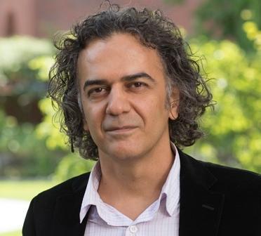 Iranian author Hossein Mortezaeian Abkenar (photo: radcliffe.harvard.edu)