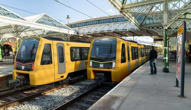New design for Tyne and Wear Metro fleet
