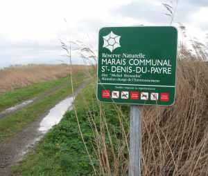 Regulations signs © RNN St Denis du Payré