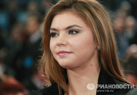 Alina Kabayeva…