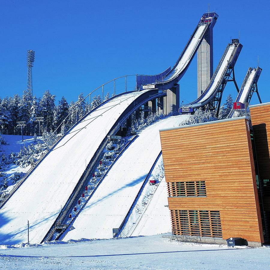 Lahti Ski Jumping hill
