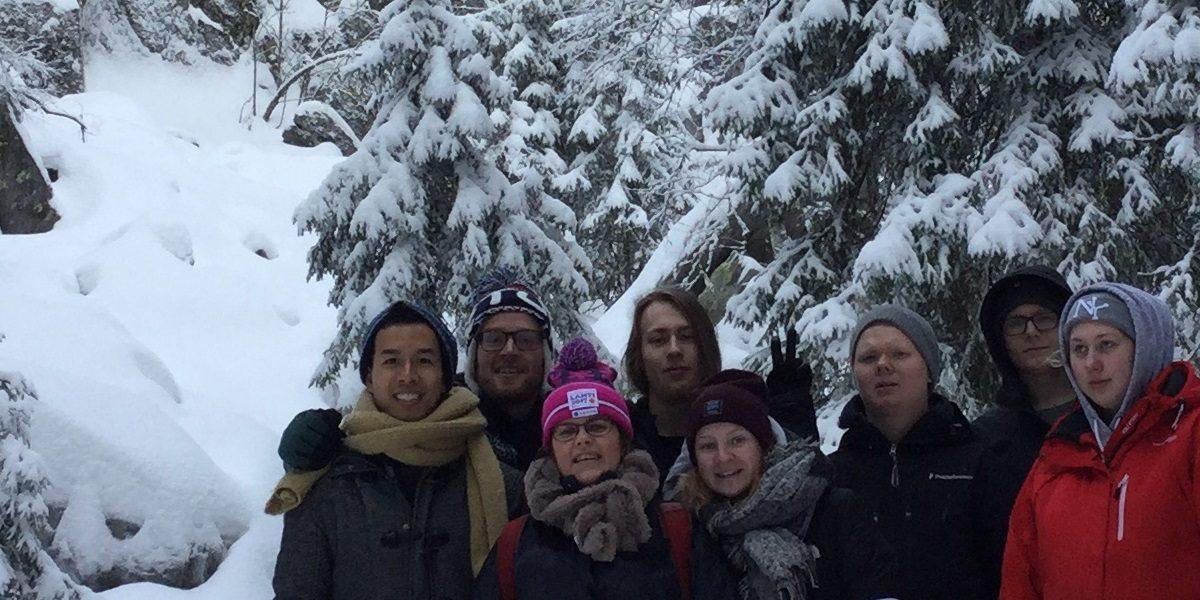ryhmä-talvi