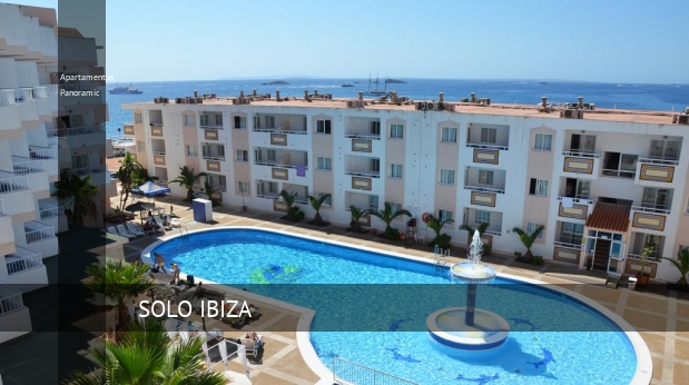 Apartments Panoramic In Ibiza City Views And Reservation