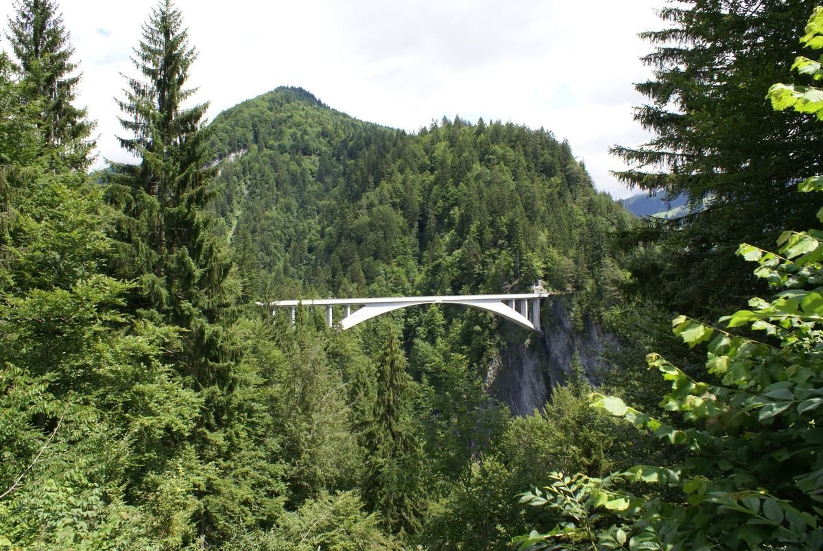 Salginatobel Bridge