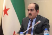 President Mustafa: Int'l Momentum on Syria Should be Utilized to Hold Assad & his Backers Accountable