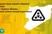 5 years since Assad's chemical attack on eastern Ghouta, Assad crimes remain unpunished
