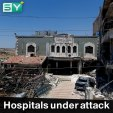 Regime and Russian forces deliberately attack medical facilities in northern Syria