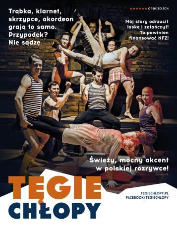 Poster of TCh Tour 2017. Fot. Tomasz Ogrodowczyk