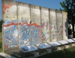 """<h5>The Berlin Wall in Diedorf</h5><p>Details, Copyright:  <a href=""""http://en.the-wall-net.org/?p=1347"""">Diedorf, Bavaria</a> / more <a href=""""http://en.the-wall-net.org/category/the-berlin-wall/d/"""" >sites in Germany</a></p>"""