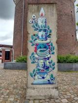 """<h5>Thanks Windschattenwanderer</h5><p>© <a href=""""http://www.waymarking.com/waymarks/WMW3CZ_2_Teilstcke_der_Berliner_Mauer_Hamburg_Deutschland"""" target=""""_blank"""" >Windschattenwanderer</a></p>"""
