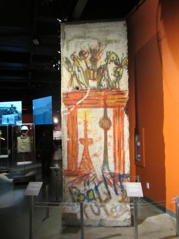 Berlin Wall in Ottawa