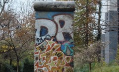 Berlin Wall in Brussels