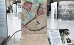 Berlin Wall in Duxfod, Great Britain